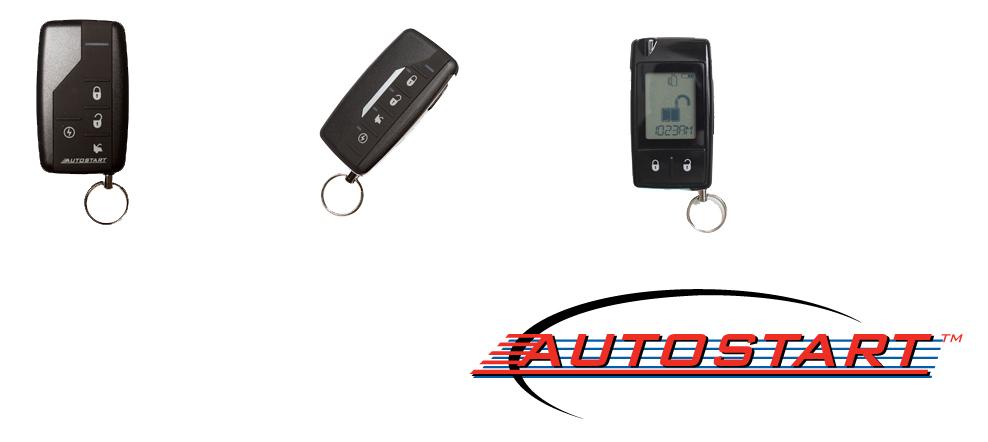 Remote Starters - Autostart
