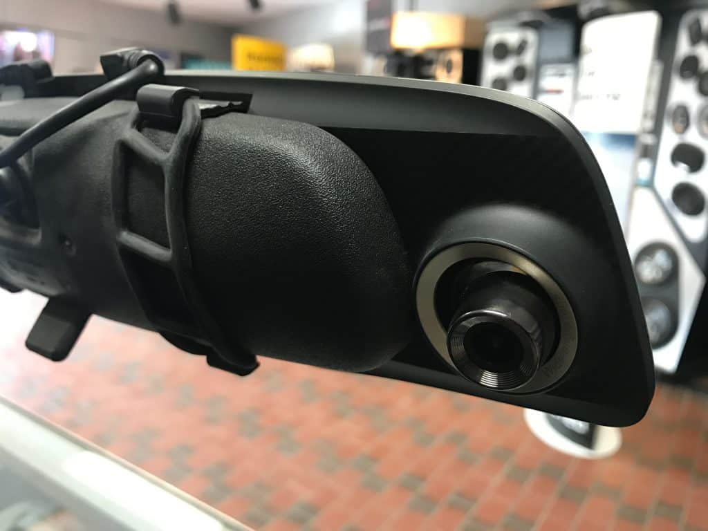 Back Up 360 Cams Gm 2000 Wiring Harness Rear View Mirror Parking Mode Will Act As Surveillance Security For Your Vehicle